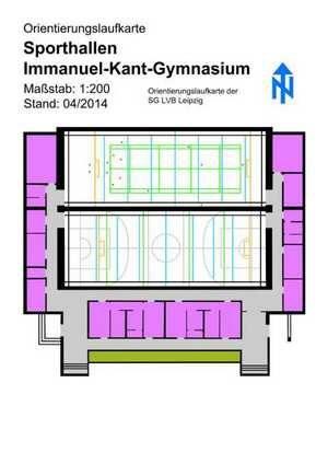 Immanuel-Kant-Gymnasium (Sporthalle)